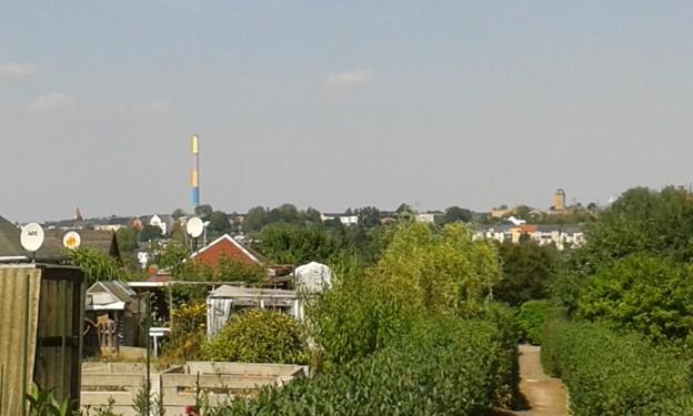 Blick auf den Sonnenberg