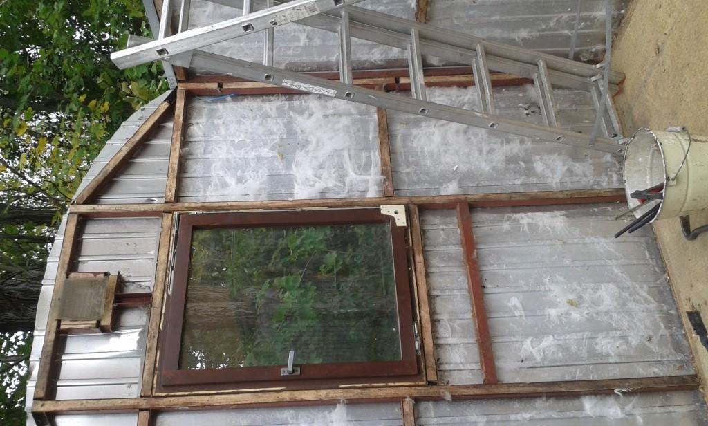 Abriss alte Einbauten